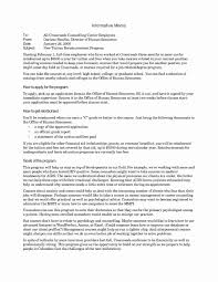 Examples Of A Business Memo Unique Business Letter Format