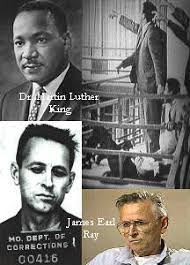「James Earl Ray is Arrested - 1968」の画像検索結果
