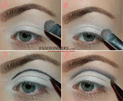 elf eyebrow kit tutorial. sixties inspired twiggy makeup tutorial elf eyebrow kit e
