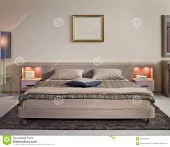 Latest Bedroom Interior Design Beautiful And Modern Bedroom Interior Design Royalty Free Stock