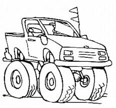 coloring pictures of cars and trucks_1 jacked up dodge truck coloring page coloring pages, pictures of on jacked up truck coloring pages