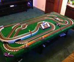 ho slot car track wiring ho image wiring diagram taking your ho scale slot car track to the next level cheaply 11 on ho slot