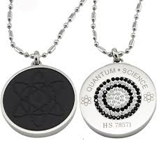quantum pendant necklace scalar energy pendant whole