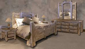 Delightful Western Style Bedroom Sets Photo   1