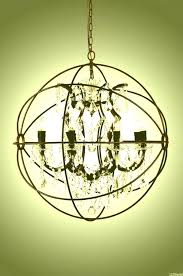 vineyard orb 4 light chandelier wrought iron orb chandelier wrought iron orb chandelier black wrought iron orb chandelier vineyard orb 4 light chandelier by