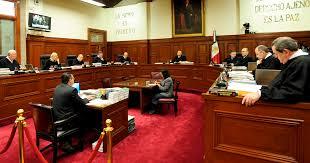 Resultado de imagen para suprema corte de justicia de la nacion