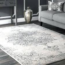 distressed area rug 9x12