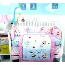 little mermaid nursery bedding little mermaid themed baby room little mermaid baby nursery bedding decor mermaid