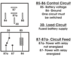 com wells multi purpose relay automotive above is a basic relay wiring diagram