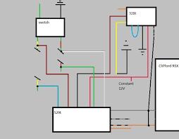 clifford car alarm wiring diagram wiring diagrams clifford alarm wiring diagram