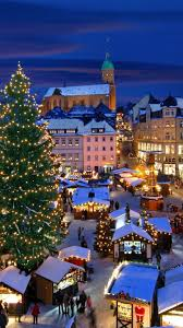 Christmas Market Wallpapers - Top Free ...