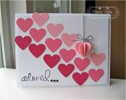 Unique Homemade Valentine Card Design Ideas Homemade