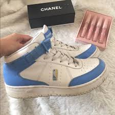 reebok high tops. reebok blue and white nba high tops sneakers