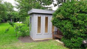 mini garden office pod under 2 5m