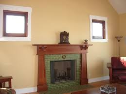 craftsman style fireplace mantels looking for authentic craftsman style tile for backsplash building a