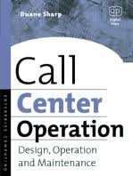 Read Call Center Operation Online by Duane Sharp | Books
