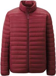 How To Wash Uniqlo Ultra Light Down Jacket Uniqlo Mens Ultra Light Down Jacket X Small 16 Red At