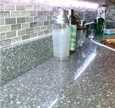 quartz with sparkle white countertops