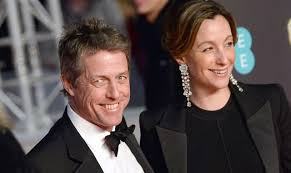 tv producer its love actually as hugh grant ties the knot to tv producer