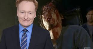 steven yeun talks walking dead on conan o 039 brien