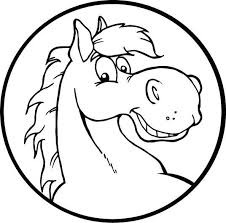 horse face coloring page. Delighful Horse Horse Face Coloring Pages On Horse Face Coloring Page C