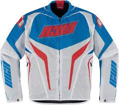 icon hooligan street jacket jackets textile white blue red icon pants for icon motorhead leather jackets huge