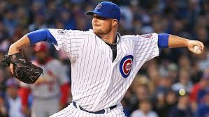 Jon Lester is Thinking About it. When Jon Lester fields a ball, you can… |  by Evan Dent | Medium