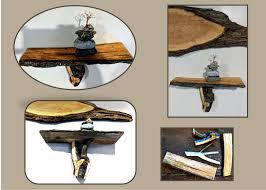 Tree Limb Coat Rack Husband Gift Wife Gift Rustic Decortree Limb Wall Shelf Tree 62