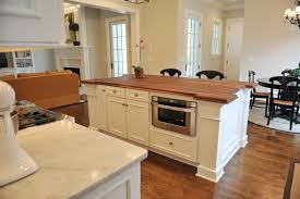 Best Our Remodeled Kitchen Island With Built In Microwave Shelf Driven HD83 Microwave Drawer In Island N10
