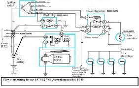 Mahindra Tractor Glow Plug Wiring Diagram International B414 Diesel