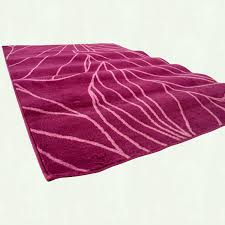 ikea purple and pink rug off decor second hand