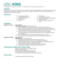 Yoga Teaching Cover Letter Job And Resume Template Within Proposal