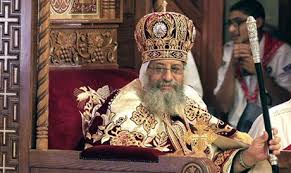 Image result for Coptic Orthodox Church, Pope Tawadros II