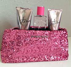victoria s secret gift set sheer body lotion 100ml 3 4oz fresh