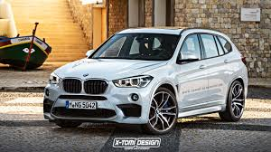Coupe Series bmw x2 2016 : BMW X1 M Rendering Looks Too Good to Miss - autoevolution