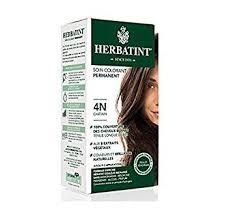 Herbatint 4n Chestnut Permanent Herbal Hair Colour Gel 150 Mililitre