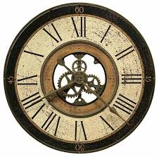 howard miller brass works 625 542 large wall clock