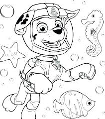 Paw Patrol Free Printable Colouring Pictures Free Coloring Pages