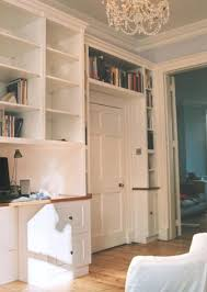 painted office furniture. Painted Bespoke Home Office With Oak Desk Enlargement 2 09 Mb Furniture Melbourne