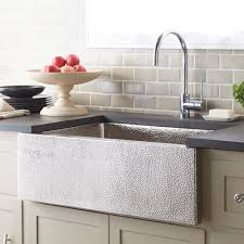 hammered nickel sink. Delighful Nickel Pinnacle Kitchen Sink In Brushed Nickel CPK592 With Hammered