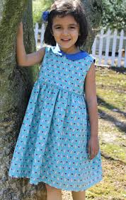 Dress Patterns For Toddlers Classy 48 Free Dress Patterns For Sewing AllFreeSewing