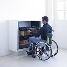 wheelchair accessible furniture designs