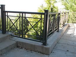 Wrought Iron Handrails Wrought Iron Handrails Wrought Iron Fences U0026 Handrails When