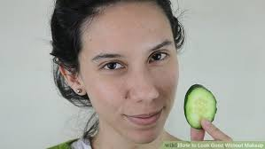 image led look good without makeup step 21