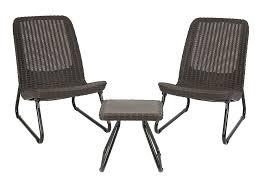 amazoncom patio furniture. Marvellous Design Outdoor Furniture Chairs Amazon Com Keter Rio 3 Pc All Weather Patio Garden Conversation Amazoncom O