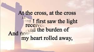 At The Cross Where I First Saw The Light Lyrics Alas And Did My Savior Bleed