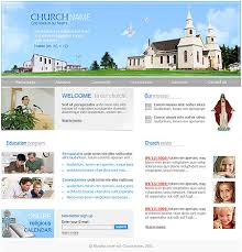 Free Church Website Templates Fascinating Free Church Template Free Website Templates Free Church Website