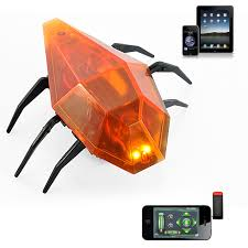 iRoach - iOS RC Robot Cockroach Toy for iPhone/iPad/iPod Touch ...
