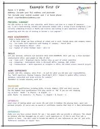 What To Say On A Resume Objectives For Resumes Resume Skills For