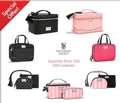 victoria secret bags travel case makeup case crossbody bags pport cover